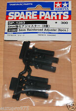Tamiya 51283 5mm Reinforced Adjuster (8 Pcs.) (DB01/TRF501x/TRF503/TRF201) NIP