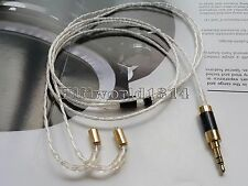 1.2meter Silver Plated Wire For UE11 UE18 UE18PRO W4R UM3XRC
