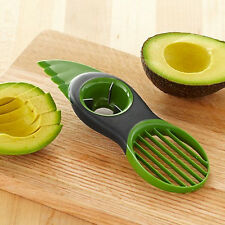 Pawpaw Avocado Melon Fruit Corer Seeder Slicer Cutter Peeler Smart Kitchen Tool