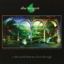 The Tangent The World That We Drive Through  (CD, Oct-2004, Inside Out) sealed
