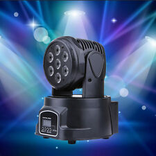 140W RGBW Stage Light LED Spot Moving Head Lights DMX Disco DJ Party Lighting