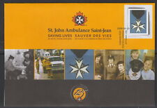 CANADA #S79 St. John Ambulance Special Event Cover