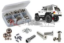 RC Screwz Axial SC10 II Jeep Cherokee Stainless Steel Screw Kit AXI023 RCScrewz