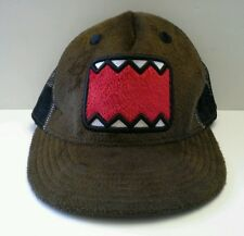 Domo Snap Back Ball Cap Adjustable Multi-color Polyester