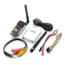 TS352+RC305 FPV 5.8G 500mW AV A/V Transmitting 8 Channels Receiving System