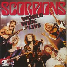 CD - Scorpions - World Wide Live - #A1329