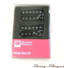 Seymour Duncan SH-1s '59 Vintage Blues Humbucker Pickup Set, Black 11108-05-B
