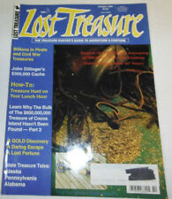The Lost Treasure Magazine Source Of Float Gold October 1993 071714R1