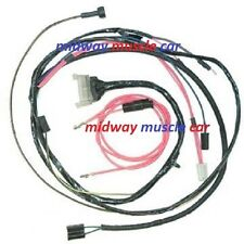 engine wiring harness 64 Chevy Impala Bel Air Biscayne SS 409 w HEI