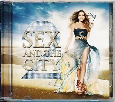 Sex and the City 2 by Aaron Zigman (CD, May-2010, Sony Music Entertainment)