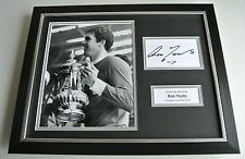 Ron Yeats SIGNED FRAMED Photo Autograph 16x12 display Liverpool Football & COA