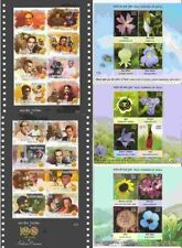 India 2013 MNH Complete Set of 16 Miniatures Stamps