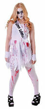Bloody Prom Queen Teen Scream Halloween Fancy Dress Costume Carrie Teenage 12-16