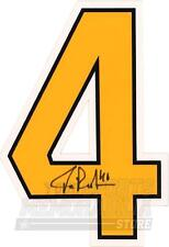 Tuukka Rask Boston Bruins Signed Autographed Home Jersey Number