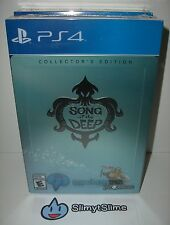 Song of the Deep - Collector's Edition (Sony PlayStation 4 PS4, 2016) NEW, RARE!