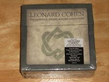 LEONARD COHEN The Complete Studio Albums Collection 11 CD (Can PICK UP NYC AREA)