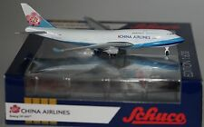 Schabak / Schuco 3551675 Boeing 747-409 China Airlines B-18205 in 1:600 scale