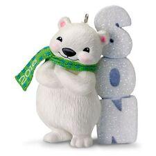 Hallmark 2016 Son Polar Bear Ornament
