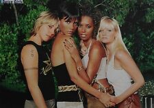SPICE GIRLS - A3 Poster (ca. 42 x 28 cm) - Clippings Fan Sammlung NEU