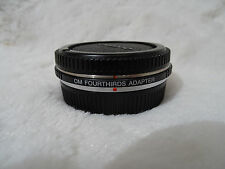 Olympus GENUINE FOURTHIRDS MICRO 4/3 to m4/3 Adapter