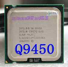 Free shipping Intel Core 2 Quad Q9450 SLAWR 2.66 GHz 1333 MHz Quad-Core CPU