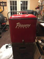 Vintage Pleasure Chest Cooler