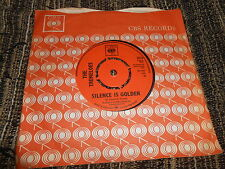 "THE TREMELOES Silence is golden/Let your hair hang down 7"" 1967 CBS 2723 UK"