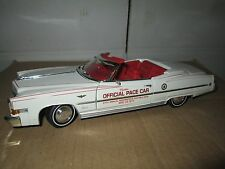 1973 Cadillac Eldorado convertible Official Indy 500 Pace car ansen  NO BOX