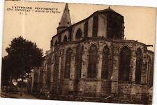 CPA  L'Auvergne Pittoresque - Ennezat - Abside de l'Eglise   (244629)