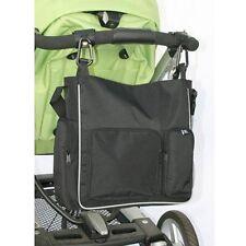 New Stroller Pram Pushchair Clip Hooks Shopping Bag Hook Stroller Holder 6L