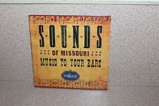 Sounds of Missouri Music to your ears NEW SEALED CD sampler