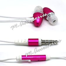 HANDSFREE HEADPHONES EARPHONES FOR HTC ONE M8,DESIRE 300,310,500,610,700,210,601