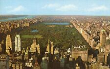 AK/Postcard: CENTRAL PARK - New York City (ca. 1970er)