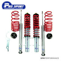 PROSPORT COILOVER SUSPENSION KIT - VW Volkswagen Golf 4 / Bora - 150104