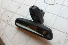 BMW E39 5 SERIES auto-dimming rear view mirror with alarm light