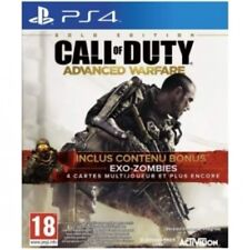 Call of Duty Advanced Warfare Gold Edition PS4 Juego Nuevo