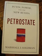 PETROSTATE Putin, Power and the New Russia 2008 GOLDMAN Free US Shipping LOOK