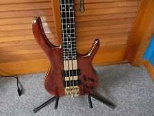 2016 Ken Smith BSR4GN 4 String Bass Bubinga Top and Back Brand New !!