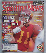 2005 NOV SPORTING NEWS MATT LEINART USC