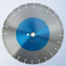 "10pcs 14"" x .125"" x 1""-20mm LASER WELDED Diamond Saw Blades for All Saws"