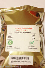 Healthyway Japanese Organic Matcha Green Tea Powder 16 oz Bag of Loose Tea