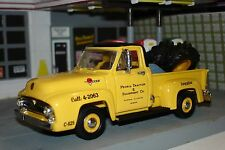 1955 Ford Caterpillar Tire Service Truck, 1:43, O Scale, Matchbox, New in Box