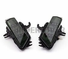 Left Right ABS Plastic LED Turn Signals For Kawasaki Z1000SX Z 1000SX 2012 2013