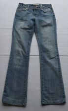 Colin's Lindsay 761 Stretch Low Rise Boot Cut Blue Women Jeans Sz 0/25 inseam 33
