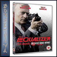 THE EQUALIZER - THE MOVIE: BLOOD & WINE - Edward Woodward  **BRAND NEW DVD***