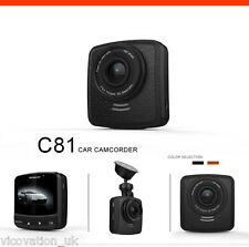 KOONLUNG C81 GPS SUPER HD KMP 1296p DASHCAM / HDR / 2.4'' LCD / WIDE ANGLE 160°