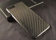 100% CARBON FIBER APPLE iPhone 7 PLUS CASE - GLOSS - FULL SIZE COVER - 7+ NEW