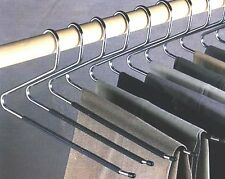 Open Ended Pant Hangers - Set of 12