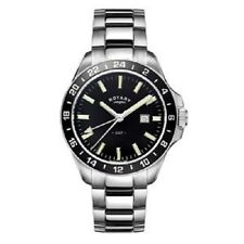 Rotary Men's Havana Stainless Steel Watch Our Price £110.95 Free UK P&P