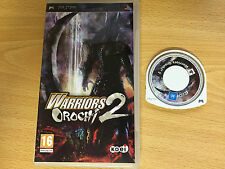 PSP : warriors orochi 2